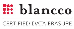 Blancco Certified